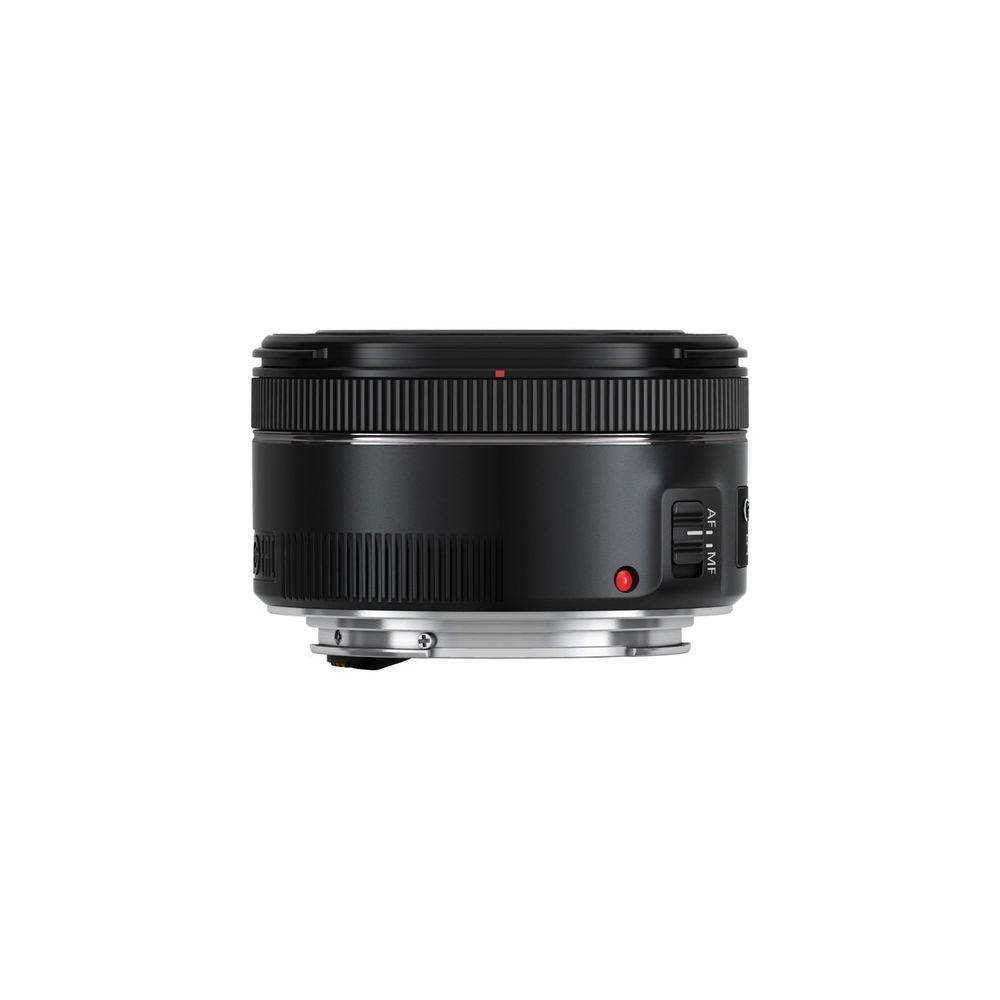 Canon 0570c002 Ef 50mm F 1 8 Stm Full Frame Camera Lens