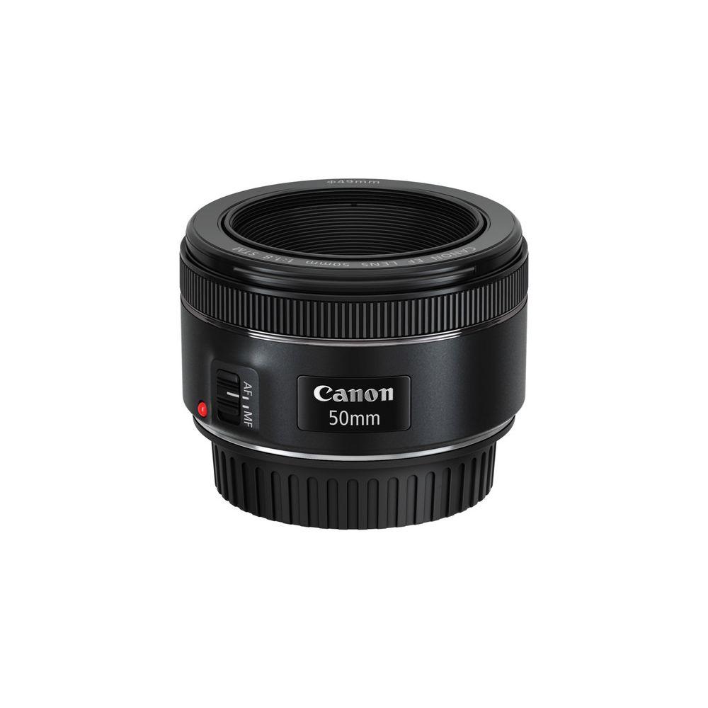 Canon 0570C002 EF 50mm f/1.8 STM Full Frame Camera Lens