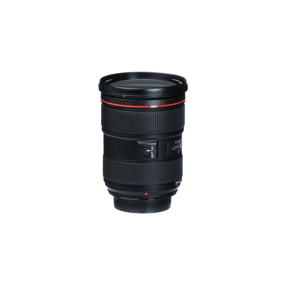 canon ef 24 70mm f 2 8l ii usm zoom lens. Black Bedroom Furniture Sets. Home Design Ideas