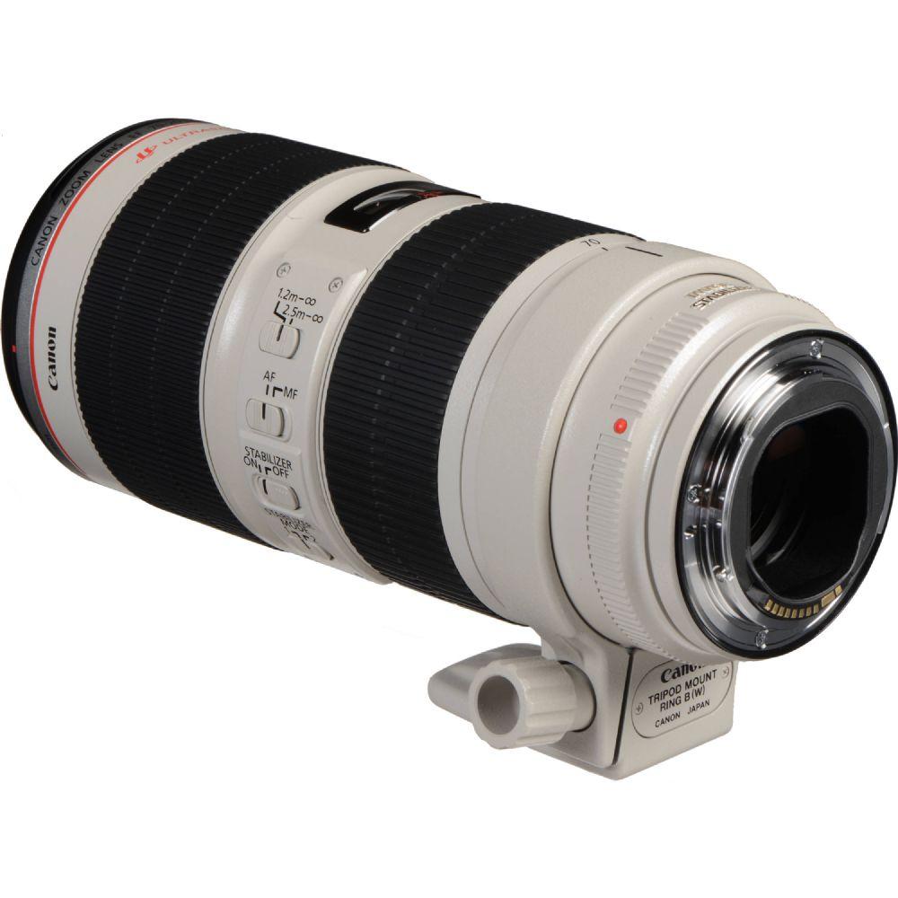 Canon EF 70-200mm f/2.8L IS II USM Lens, UV, CPL