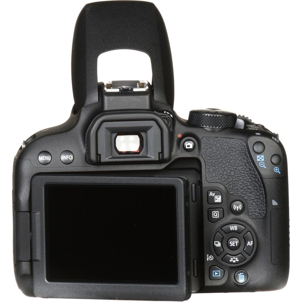 Canon Eos Rebel T7 Dslr Camera Body Only