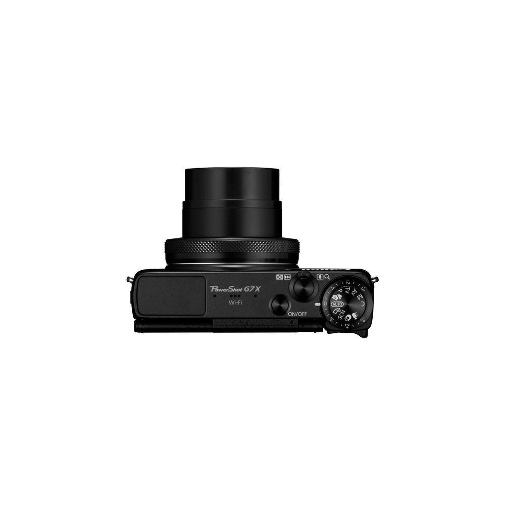 Canon PowerShot G7 X 20 2-Megapixel Digital Camera Black