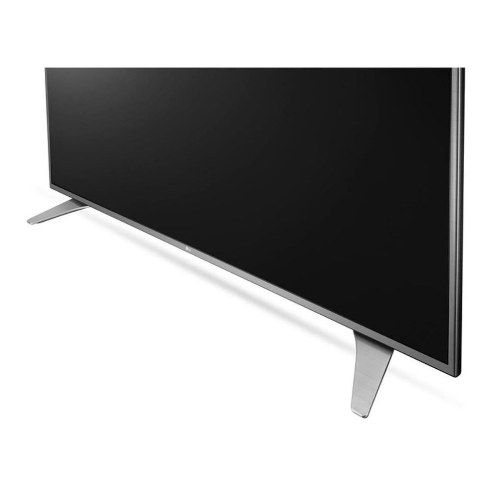 lg 49uh6500 49 inch 4k uhd led smart tv w webos 3 0. Black Bedroom Furniture Sets. Home Design Ideas