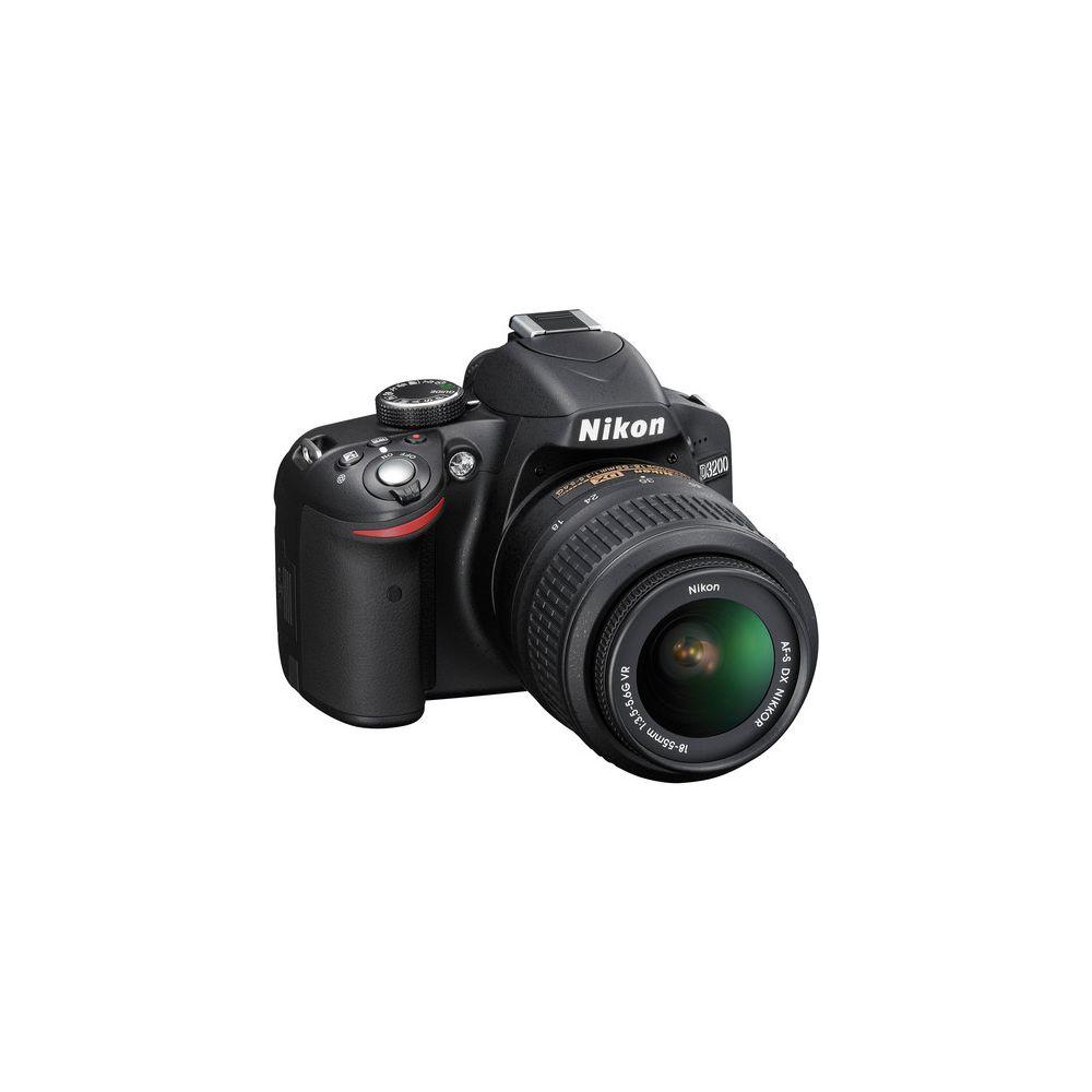 nikon d3200 digital slr camera with 1855mm nikkor vr lens