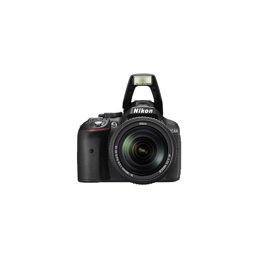 Nikon D5300 DSLR Camera Body - Black