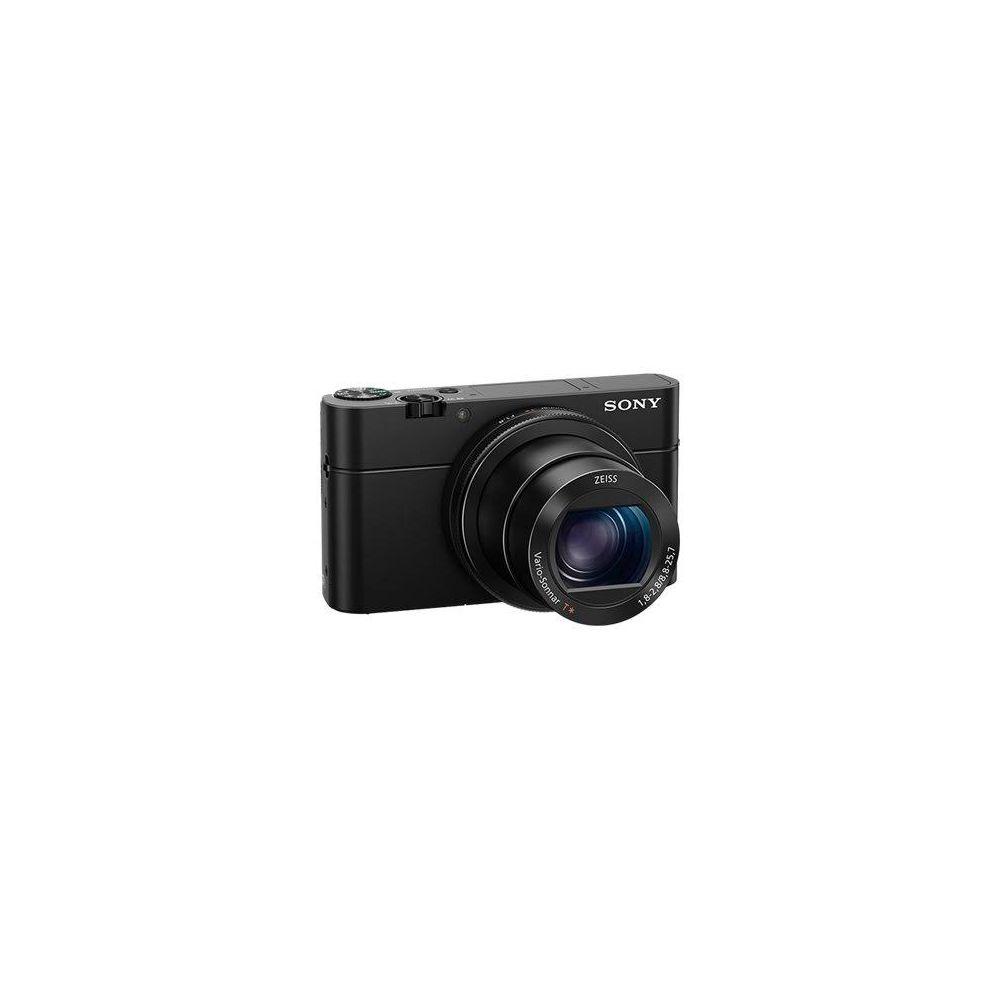 Sony Cyber-Shot DSC-RX100 IV Digital Camera Black