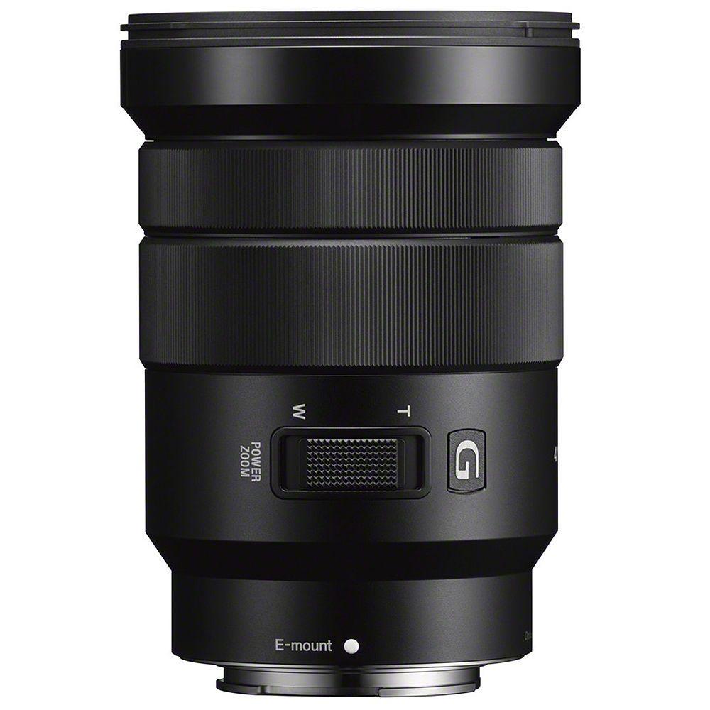 Sony E PZ 18-105mm F4 G Lens Firmware Update v04