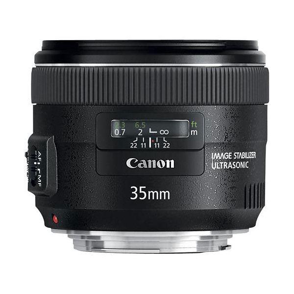 canon ef 35mm f 2 is usm wide angle lens black. Black Bedroom Furniture Sets. Home Design Ideas