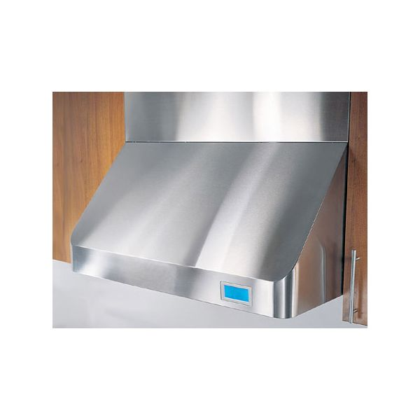 Ch0130sqb Pro Style Wall Mount Range Hood With 22 H Duct Cover Stainless Steel