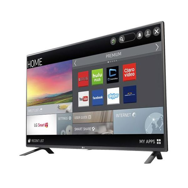 lg60lf6100 series 60 inch class full hd smart led tv. Black Bedroom Furniture Sets. Home Design Ideas