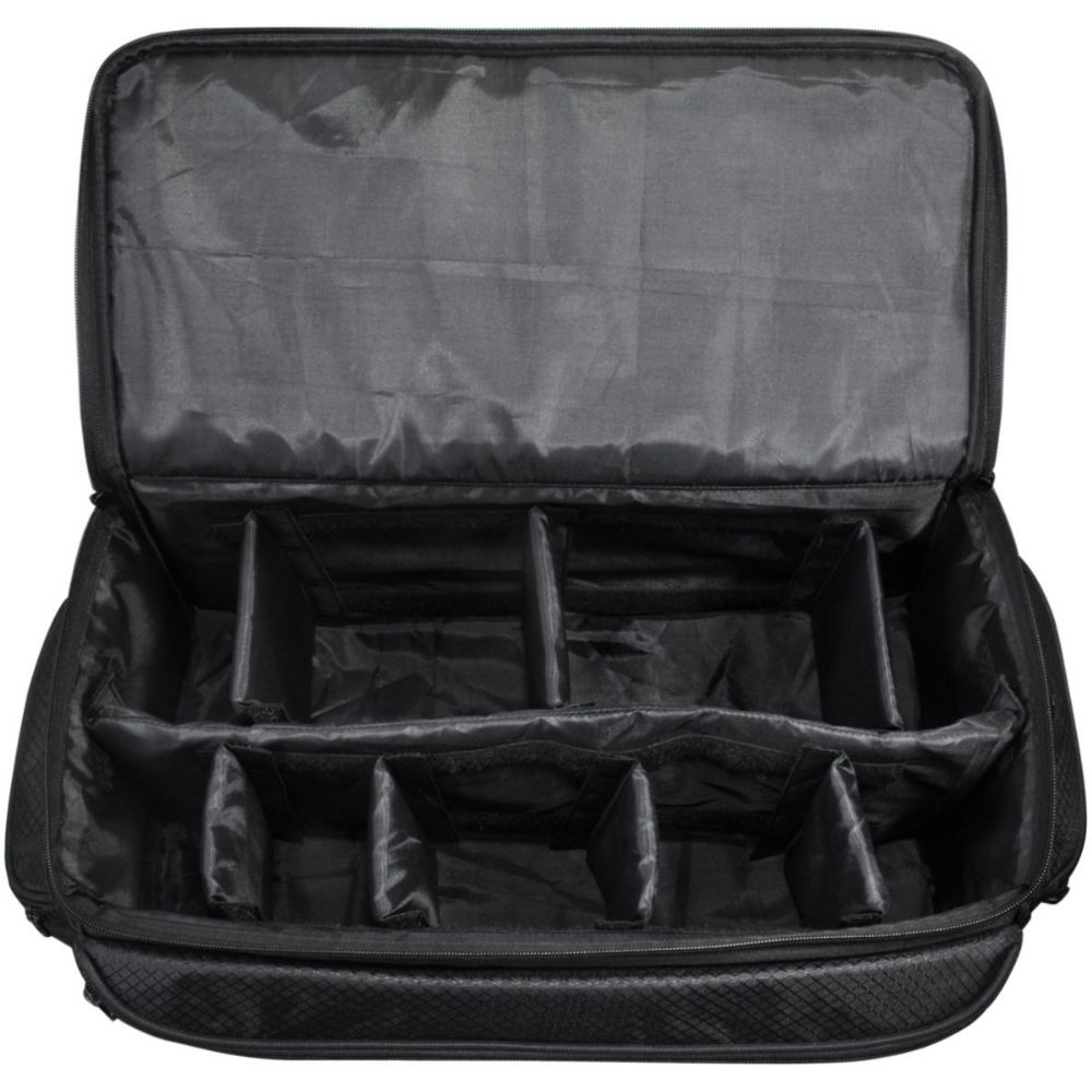 Extra Large Digital Camera Video Padded Carrying Case