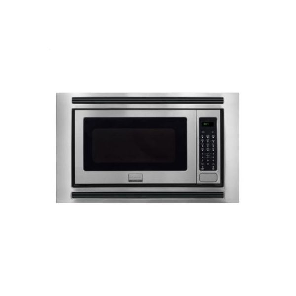 Frigidaire Gallery Series Fgmo205kf 2 0 Cu Ft Built In Microwave Stainless Steel