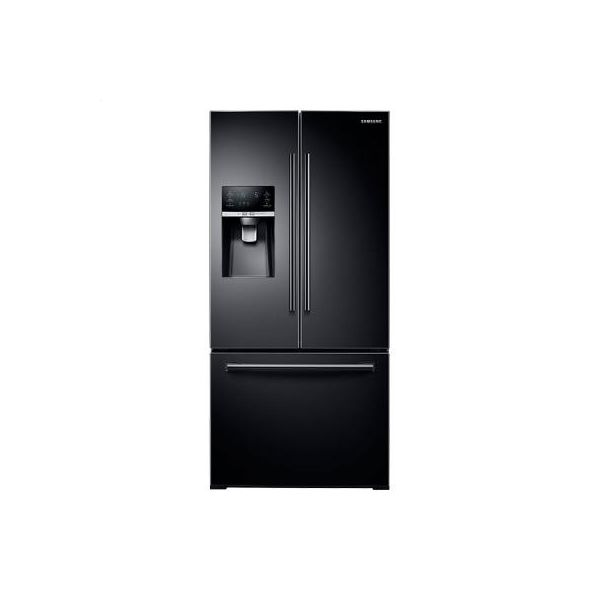 33 Wide 26 Cu Ft Capacity 3 Door French Door Refrigerator With