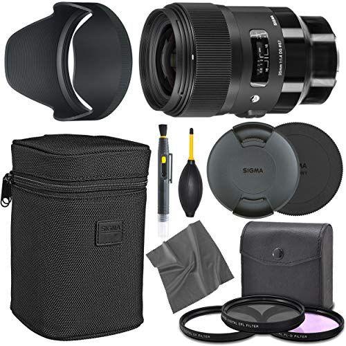 Protective UV Filter 67mm for Sigma 35 mm F1.4 DG HSM Art