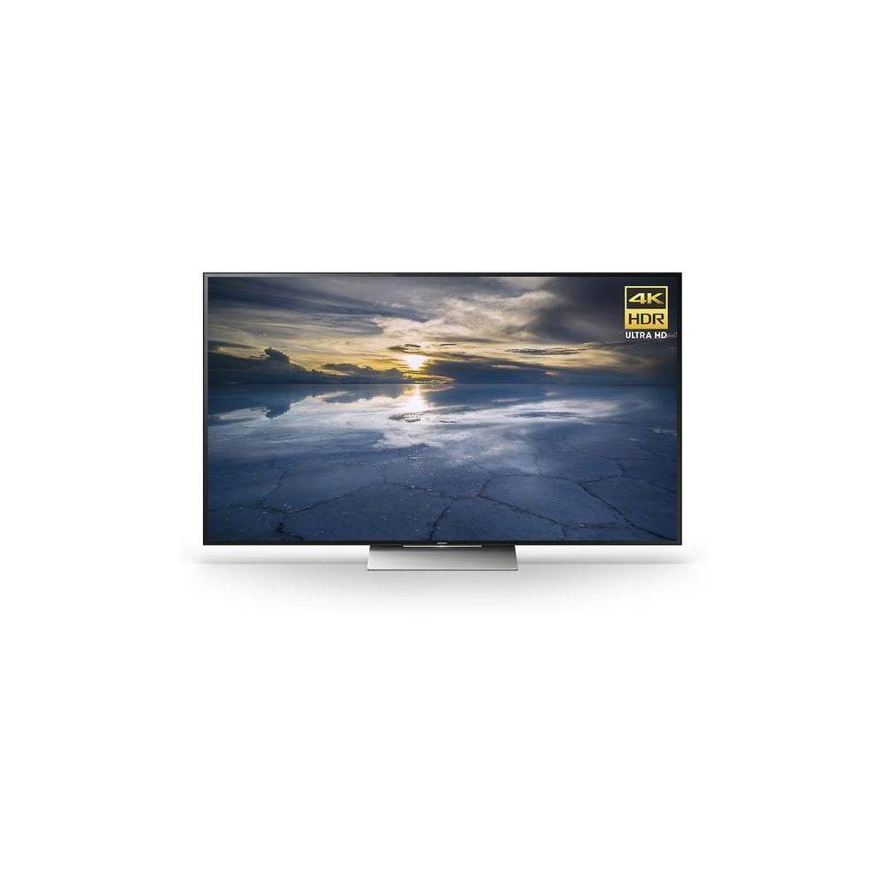 sony xbr65x930d 65 3d led smart tv 4k ultrahd. Black Bedroom Furniture Sets. Home Design Ideas