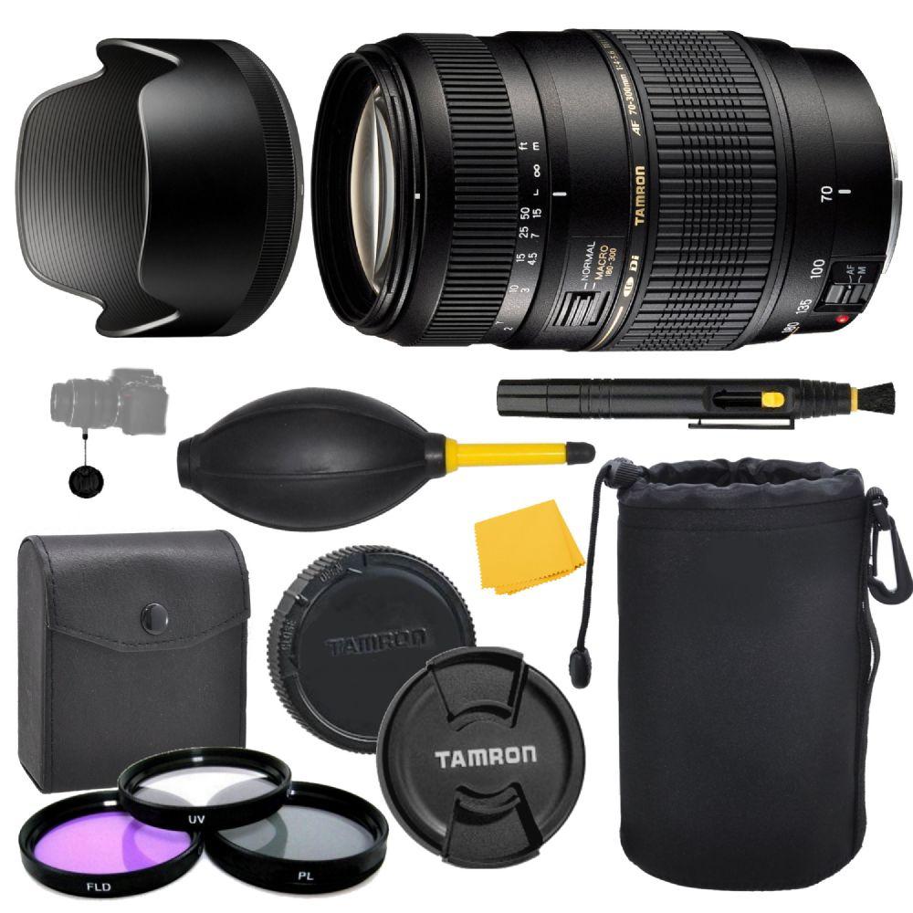 Tamron 70 300mm DI LD 12 Macro Lens For Canon Mounts MORE