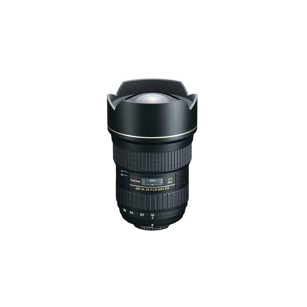 Tokina AT-X 16-28mm f/2.8 Pro FX Lens for Nikon