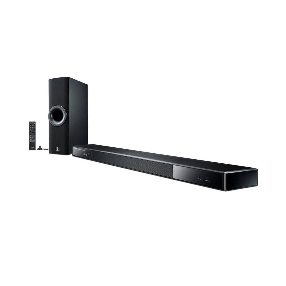 yamaha ysp 2500 162w 7 1 channel soundbar system. Black Bedroom Furniture Sets. Home Design Ideas