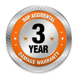 3 Year DOP Accidental Damage Warranty For Cameras and Camcorders Under $1500