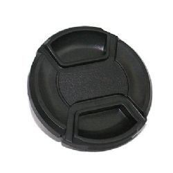 55mm Snap On Lens Cap