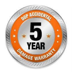 5 Year DOP Accidental Damage Warranty For Cameras and Camcorders Under $1000