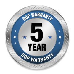 5 Year DOP Warranty For Televisions Under $2500