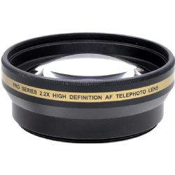 72mm Crystal HD Telephoto Converter Lens