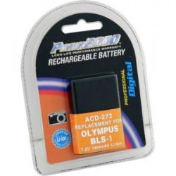 ACD-272 EXTENDED LIFE BATTERY PACK FOR E62 D-SLR Camera