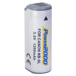 NB-9L Extended Life Battery