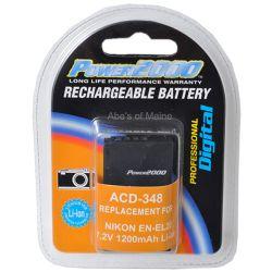 ACD348 - Extended Life Battery EN-EL20