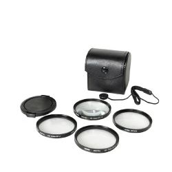 6 Piece 72mm Digital Macro Filter Kit