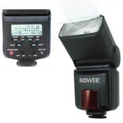 SFD926P Digital Autofocus TTL Power Zoom Shoe Mount Flash for Pentax/Samsung SLR