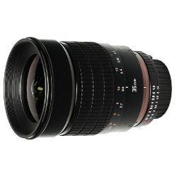 Ultra Fast Wide-Angle 35mm f/1.4 Lens for Nikon