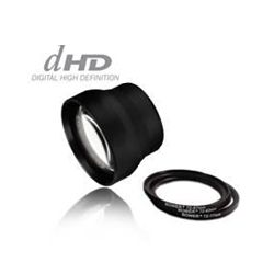 3.5X 58mm dHD Telephoto Lens W/ Adapters