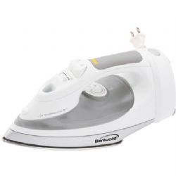 Brentwood MPI-57 Steam Iron with Cord Storage