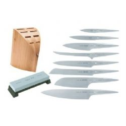 10-Piece Knife Set with Block