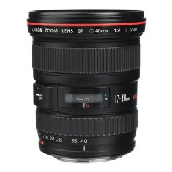 Canon 17-40mm f/4.0L USM AF Ultra Wide Zoom Lens