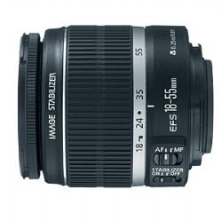 EF-S 18-55mm f/3.5-5.6 IS Standard Zoom Lens