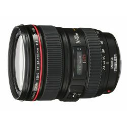 Canon EF 24-105mm f/4L IS USM Standard Zoom Autofocus Lens