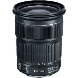 Canon EF Zoom lens - 24 mm - 105 mm - F/3.5-5.6 - Canon EF