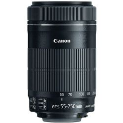 Canon EF S 55-250mm f/4-5.6 IS STM Lens