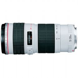 EF 70-200mm f/4L USM Telephoto Zoom Lens - ( 2578A002 ) Bonus Kit