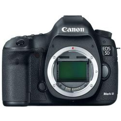 Canon 5D Mark III Digital SLR Camera Body