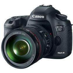 Canon EOS 5D Mark III Digital SLR Camera with 24-105mm IS Lens