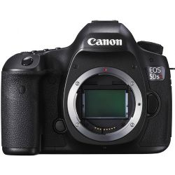 Canon EOS 5DS R DSLR Camera (Body Only) - Black