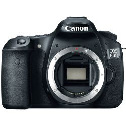 EOS 60D 18 Megapixels Digital SLR Camera Body - Black