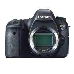 EOS 6D Camera Body with EF 70-300mm f/4-5.6 IS USM Telephoto Zoom Lens