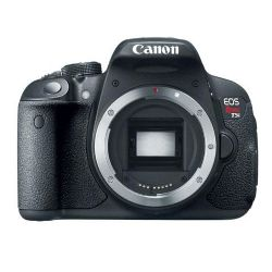 Canon EOS Rebel T5i Digital SLR Camera- Body