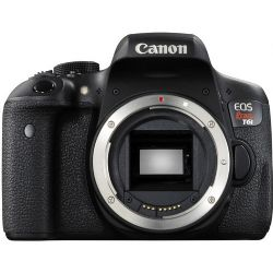 Canon EOS Rebel T6i DSLR Camera (Body)
