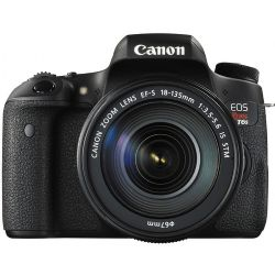 Canon EOS Rebel T6s DSLR Camera with EF-S 18-135mm f/3.5-5.6 IS STM